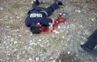 Investiga FGE homicidio de un policía en Frontera Comalapa