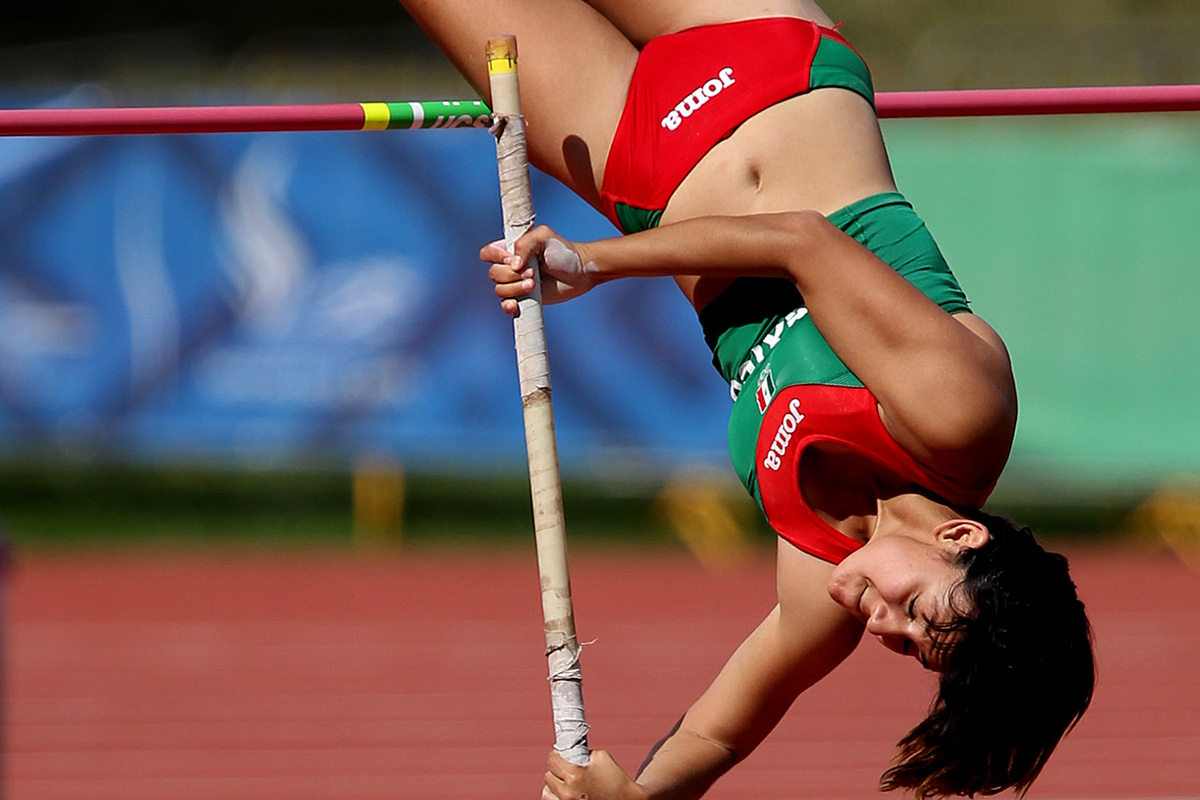 Chiapanecos presentes en Nacional de Atletismo