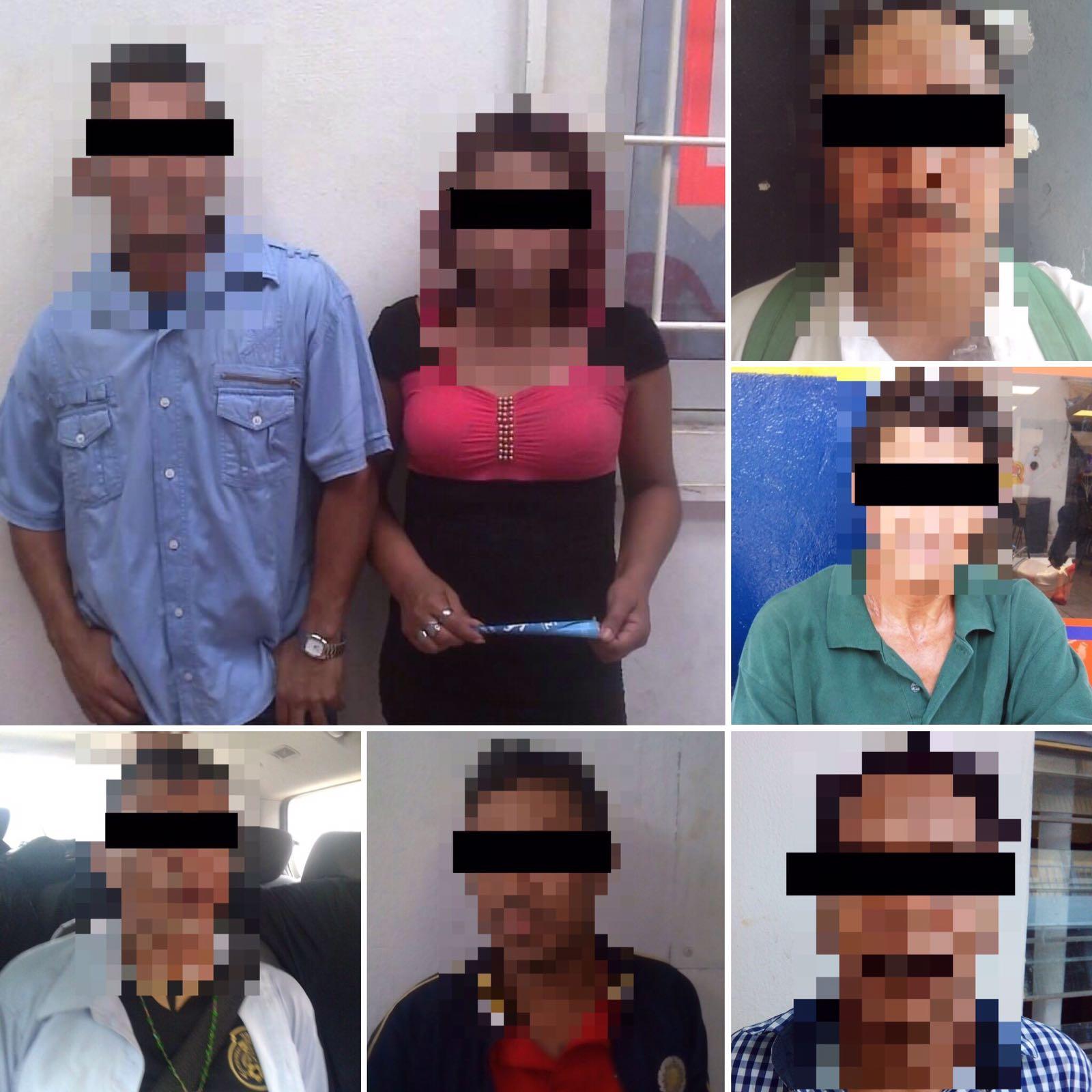 Detienen a 15 ambulantes que pretendían instalarse en el centro de Tuxtla con mercancía de procedencia ilícita