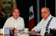 Todo el respaldo de Manuel Velasco a la Educación Superior