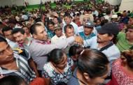 Convoca ERA a privilegiar la paz y la unidad en Venustiano Carranza