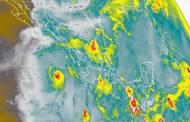 Se prevén lluvias intensas en Guerrero, Oaxaca, Chiapas, Veracruz y Puebla