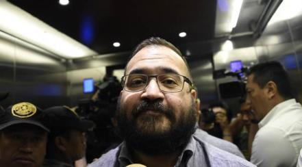 Javier Duarte acepta extradición, pero niega delitos