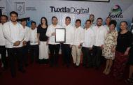 Tuxtla a la vanguardia, lanzan Ventanilla Única Digital