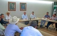 Mesa de diálogo entre Gobierno del Estado y cafeticultores de la ORCAO
