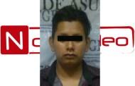 Asegura FGE a sujeto por delito de narcomenudeo en Tapachula