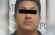 Detiene FGE a sujeto por delito de narcomenudeo