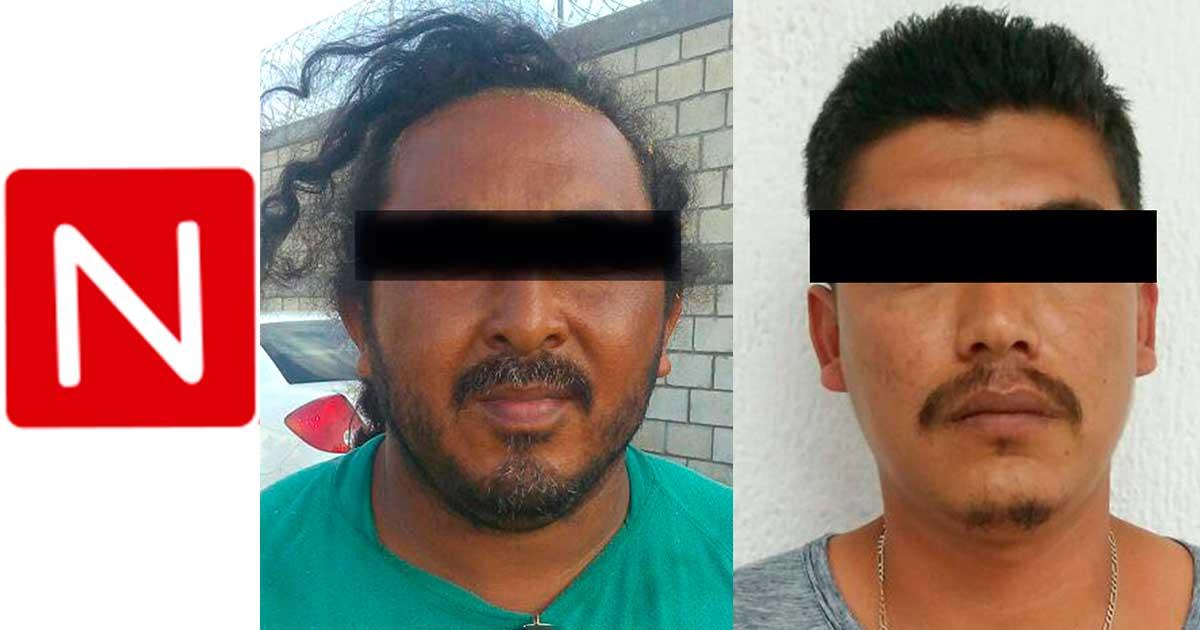 Cumplimenta FGE orden de aprehensión en contra de dos sujetos por despojo en Cintalapa