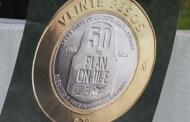 Nueva moneda de $20 conmemora '50 años del Plan DN-III-E'