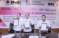 """Acuerdan instrumentar actividades y proyectos de la Estrategia Nacional de Cultura Cívica """"ENCCÍVICA"""""""