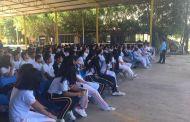 Jóvenes de Chiapas se suman a acciones de prevención