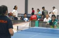 Comenzó el tenis de mesa en Colima