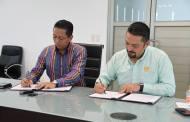 SSyPC y UPChiapas firman convenio para beneficiar a jóvenes estudiantes