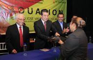 Apoya Rutilio Escandón a jóvenes que impulsan el desarrollo del estado