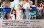 Invita Fernando Castellanos a seguir donando para apoyar a damnificados por sismo