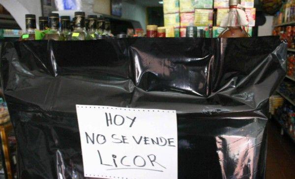 Anuncia Fernando Castellanos suspensión de venta de bebidas alcohólicas en Fiestas Patrias