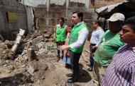 Atiende Fernando Castellanos afectaciones derivadas de intenso sismo en Tuxtla