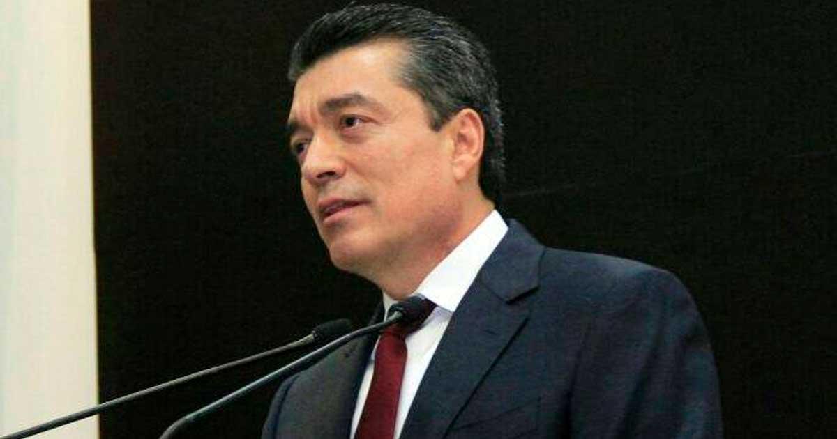 El gobernador electo asistió a la toma de protesta de Andrés Manuel López Obrador