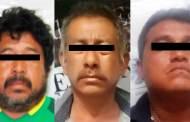 Detiene FGE en Tapachula y Tonalá a tres sujetos el por delito Contra la salud