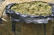 SSyPC a través del grupo EROE, asegura un kilógramo de marihuana