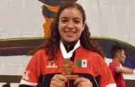 Alexandra Herrera contenderá por el Premio Estatal del Deporte