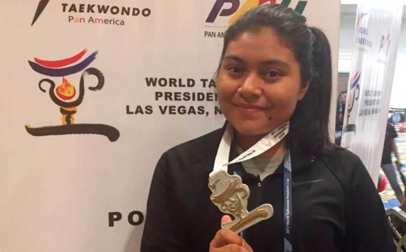 Daniela Guillen, carta fuerte para el Premio Estatal del Deporte 2017