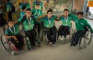 Plata histórica en basquetbol paralímpico: Jesús Gómez Estrada