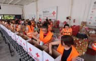 Chiapas reconoce ayuda de Cruz Roja Mexicana por terremoto