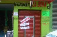 Suspenden ocho establecimientos durante operativo de bares y cantinas