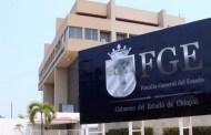 Vinculan a proceso a sujeto por homicidio calificado en Tapachula: FGE