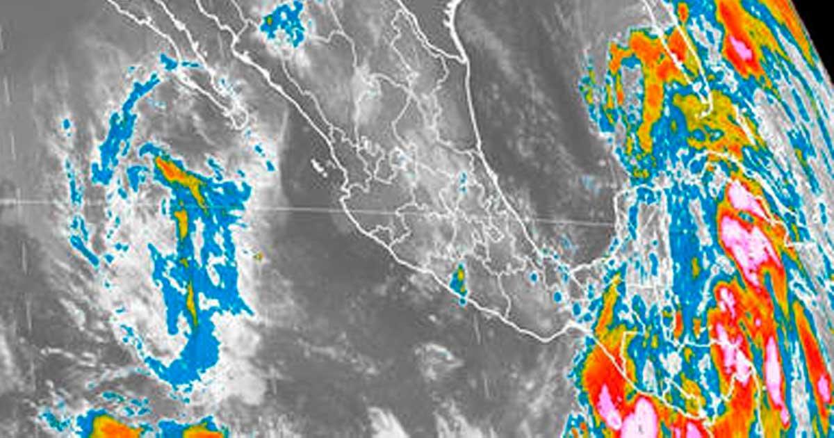Tormentas intensas se pronostican para Yucatán y Quintana Roo debido a la tormenta tropical Nate