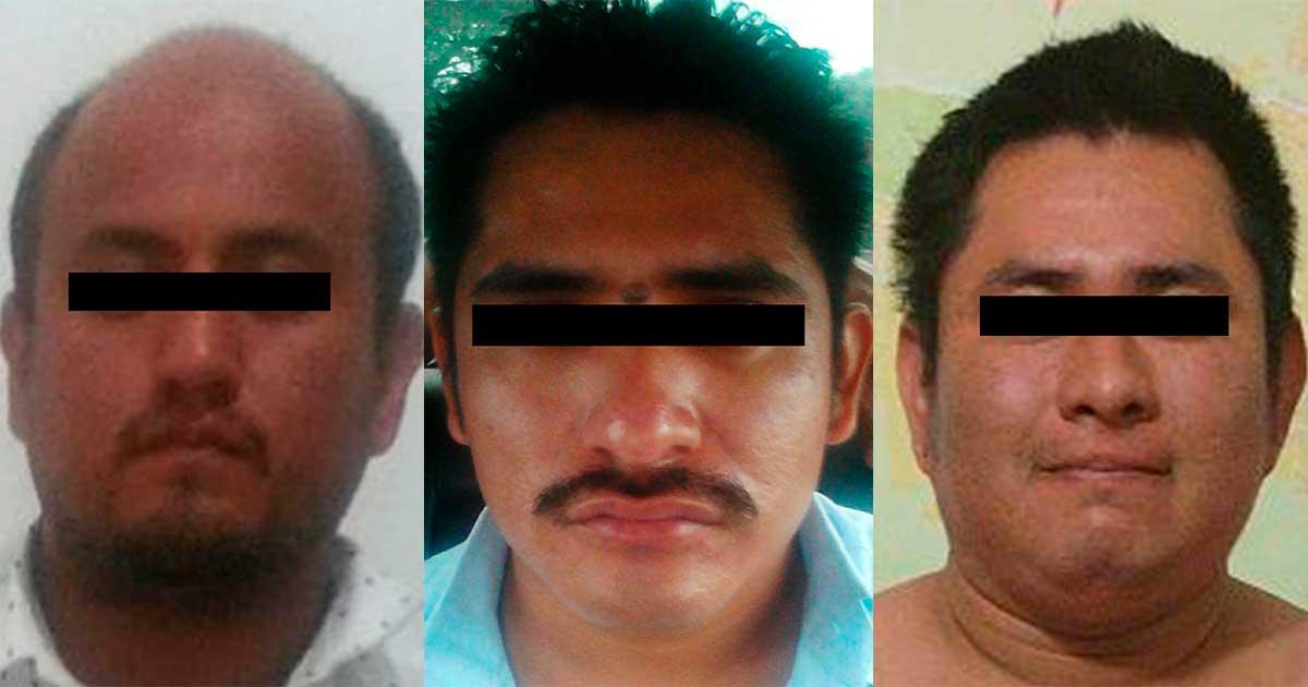 Detenidos tres sujetos por violación: Fiscal de las Mujeres
