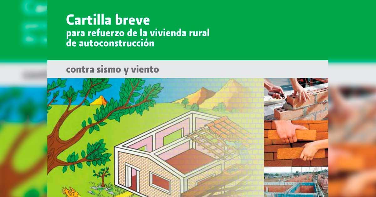 Protección Civil exhorta a la población a reforzar sus viviendas para reducir riesgos por sismos y vientos fuertes