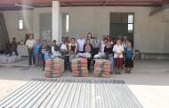 Apoyo de la iniciativa privada suma a la reconstrucción: Juan José Zepeda