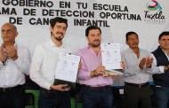 En marcha programa de Detección Oportuna de Cáncer Infantil en Tuxtla