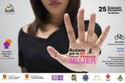 """Invita Ayuntamiento de Tuxtla a la """"Rodada por la no violencia contra la mujer"""""""