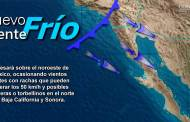 Durante la mañana de hoy se prevé ambiente frío en el norte, el centro y el oriente de México