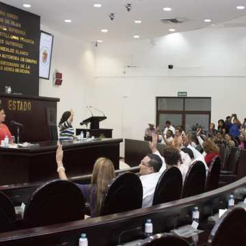 Diputados respaldan Iniciativa de ERA en materia de gobierno municipal