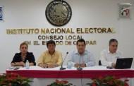 A petición de parte INE Chiapas capacita al PRI en temas del Proceso Electoral