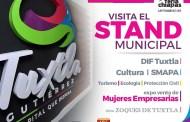 Invita Fernando Castellanos a la Feria Chiapas 2017 y visitar el stand del Ayuntamiento