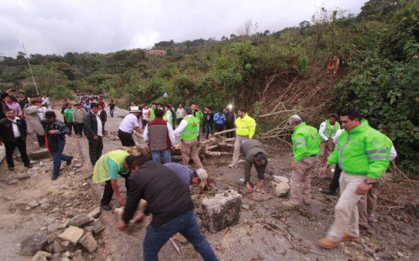 Se restablece tránsito entre Chenalhó y Chalchihuitán