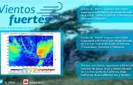 Protección Civil activará alerta Amarilla en Chiapas por el frente frio 14 y la primera tormenta invernal