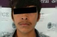 Aprehende FGE a sujeto por robo a migrante