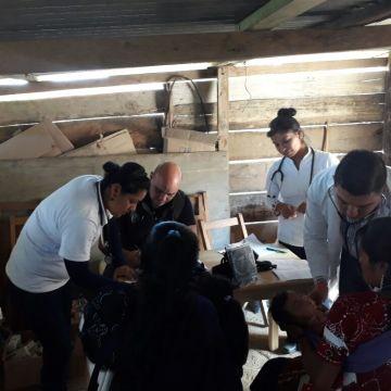 Mantiene Secretaría de Salud atención a habitantes de Chalchihuitán y Chenalhó