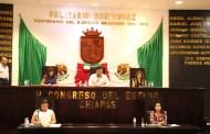 Paquete Fiscal 2018, orientado a fortalecer bienestar social y seguridad pública: Willy Ochoa