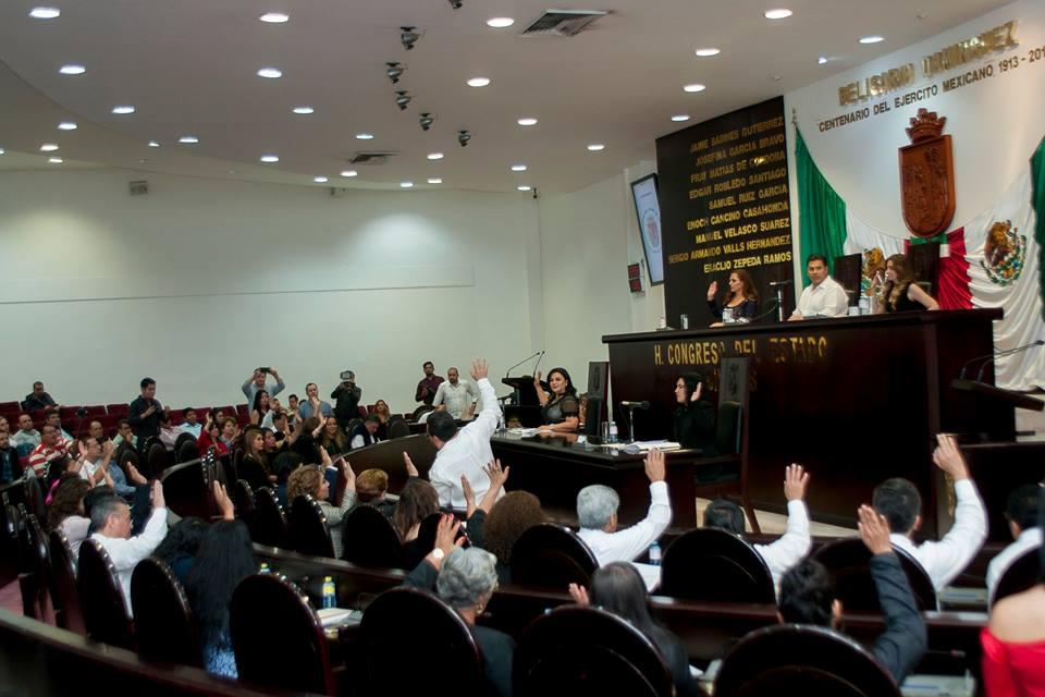 Aprueba Congreso del Estado Paquete Fiscal 2018
