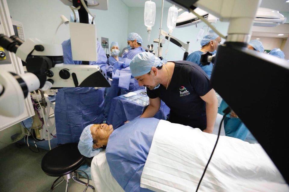 Ayuntamiento de Tuxtla realizará 300 cirugías gratuitas de cataratas