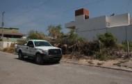 Protección Civil llama a mantener limpio sus terrenos o predios para evitar incendios