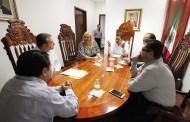 Juan Óscar Trinidad Palacios toma protesta a magistrado del Tribunal Burocrático