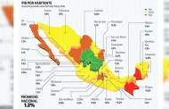 Brecha de desigualdad, incontenible; se divide más el país